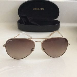 Like New Michael Kors Aviators